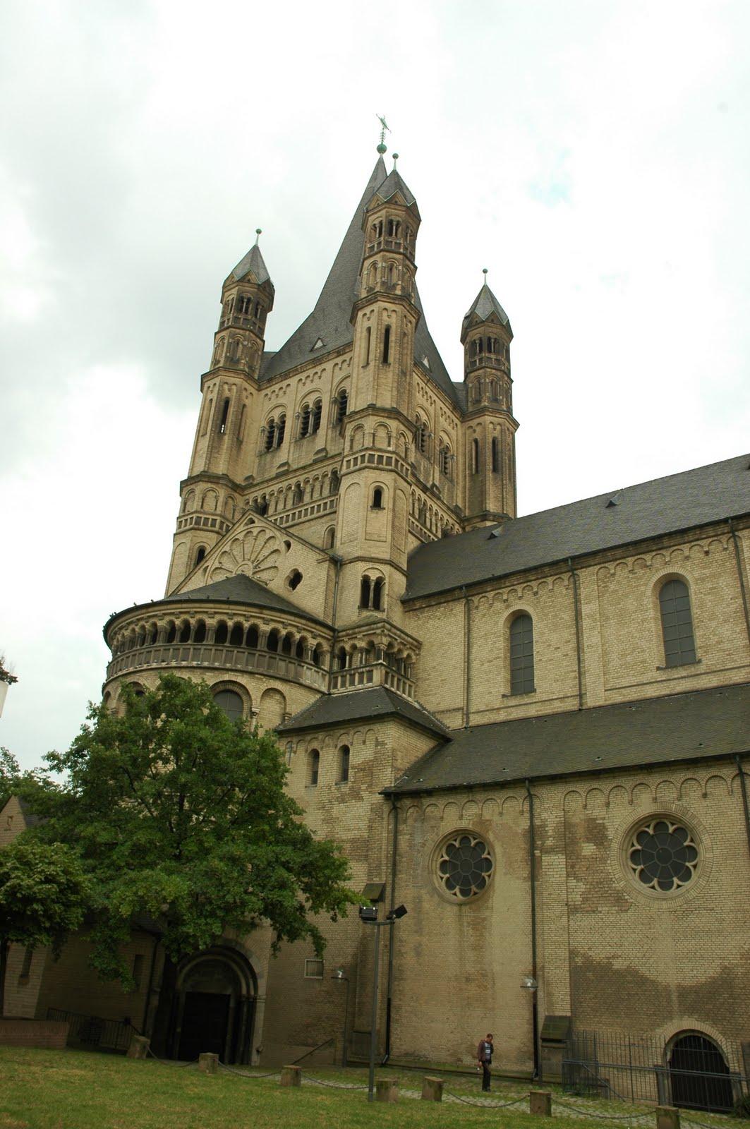 Groß St Martin Köln Gottesdienste