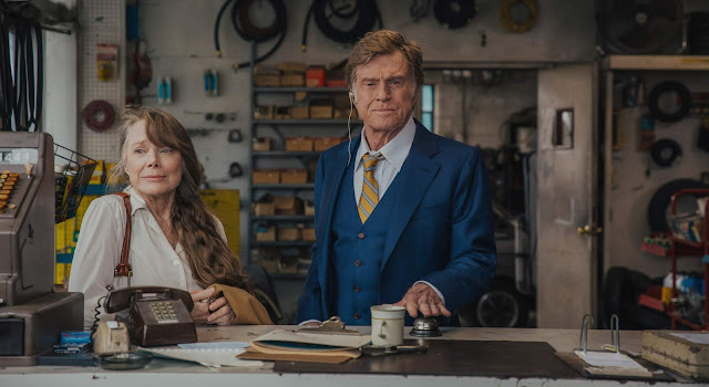 Robert Redford Sissy Spacek David Lowery | The Old Man & the Gun | VIFF 2018
