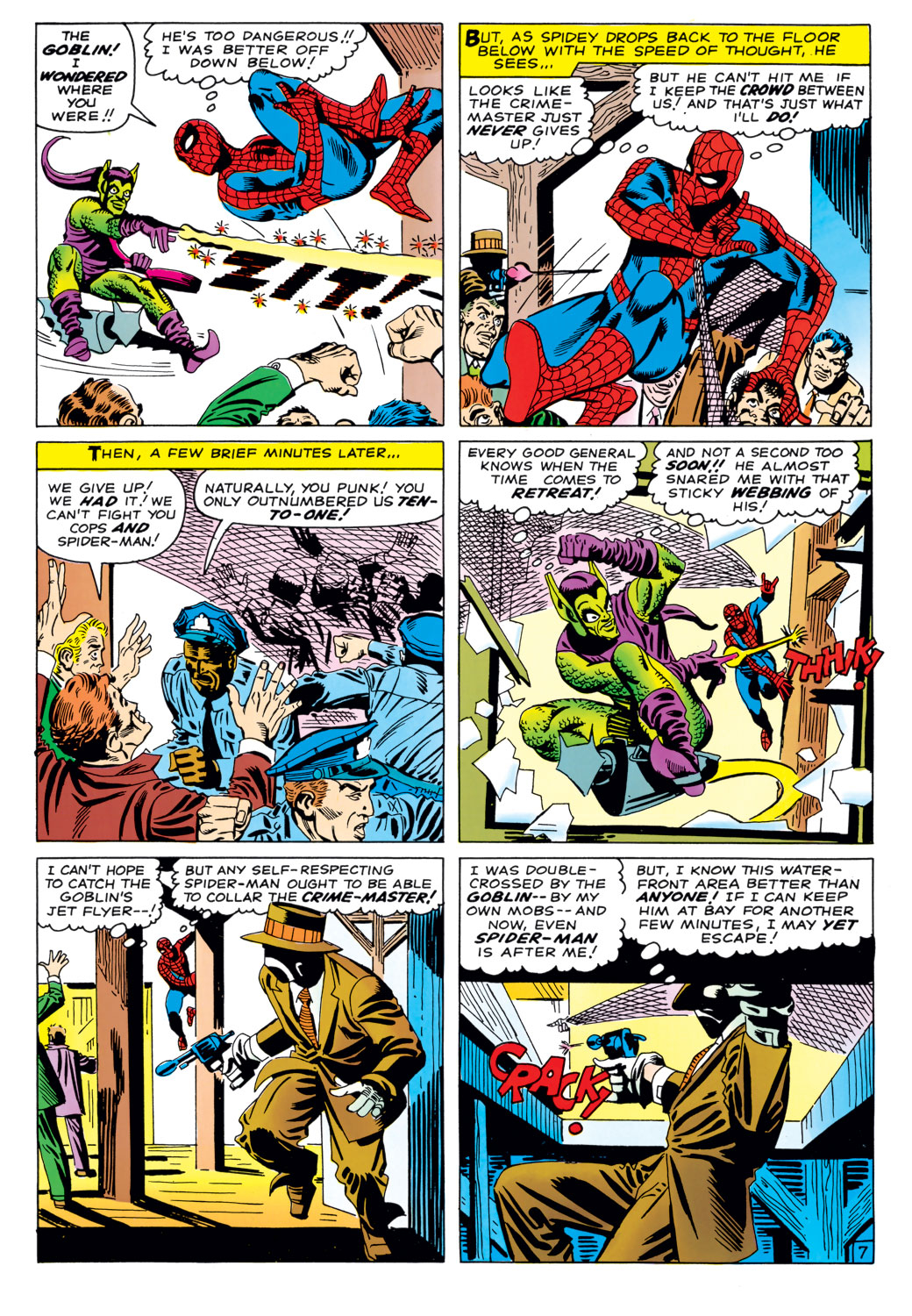 The Amazing Spider-Man (1963) 27 Page 7
