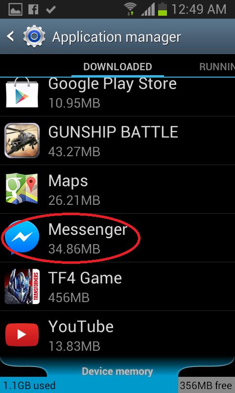 how to log off messenger on iphone how to log out on new messenger apps blogmytuts 20149