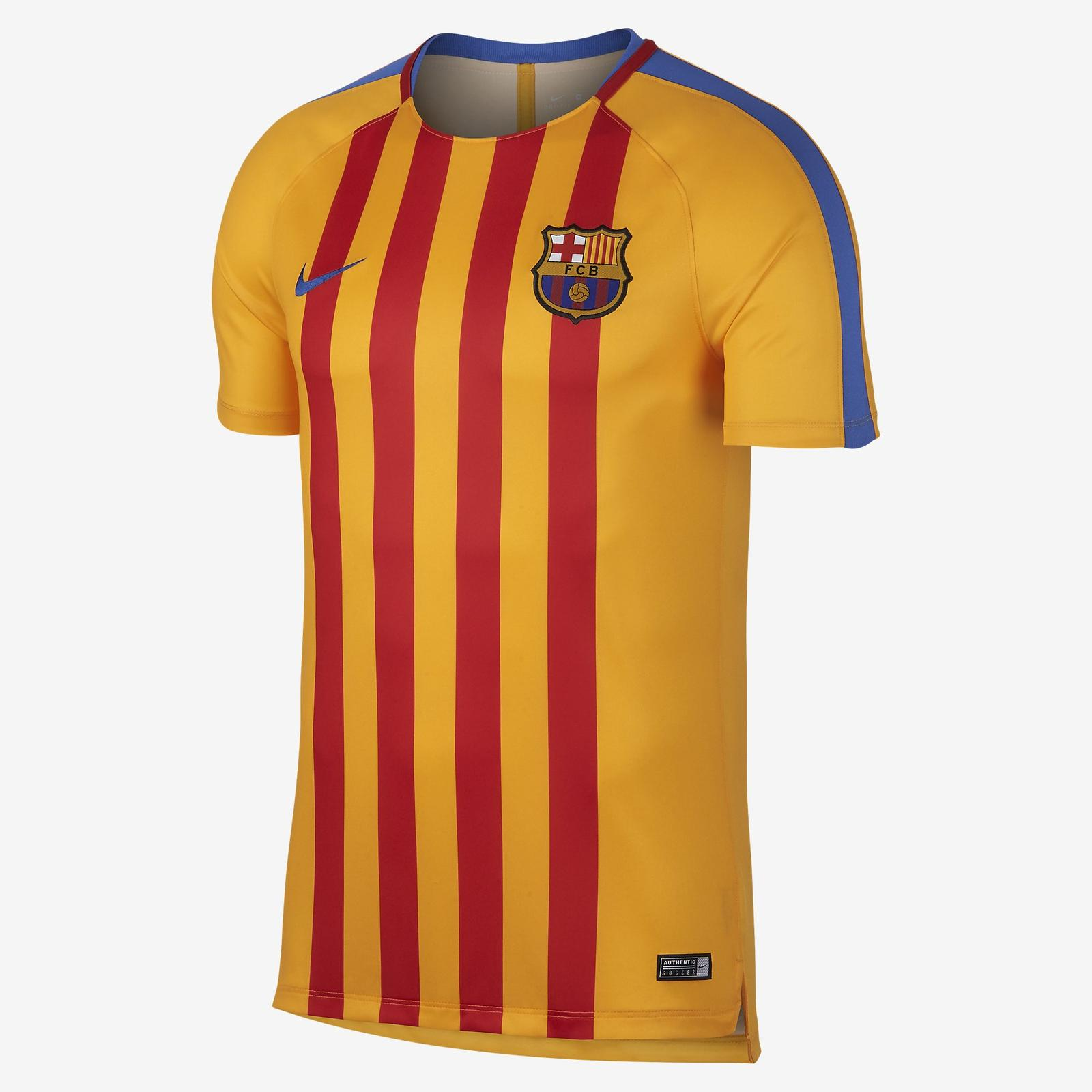 100% authentic a959a e34f1 fc barcelona match jersey