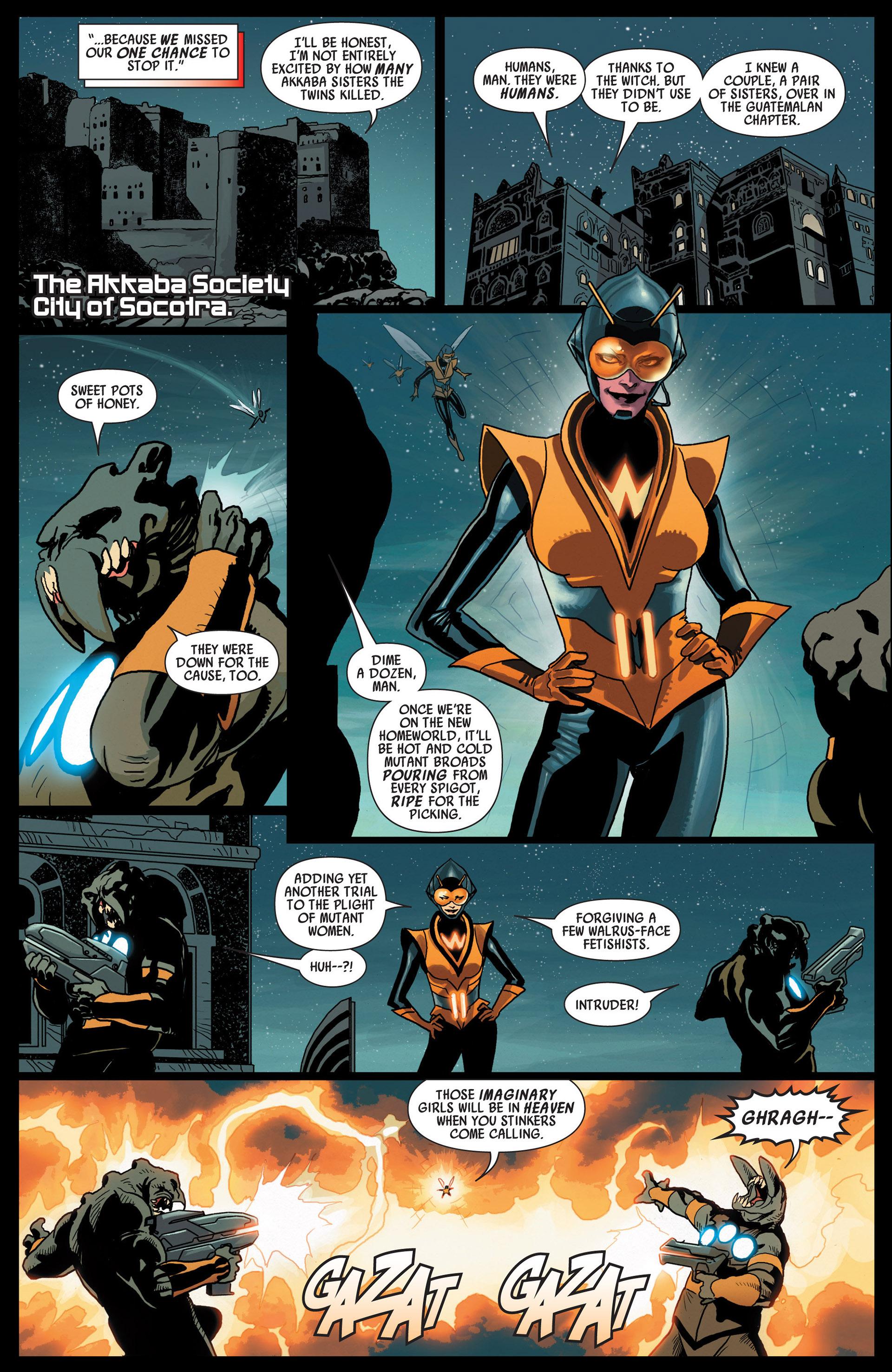 Read online Uncanny Avengers (2012) comic -  Issue #12 - 10
