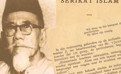 Agus Salim: Saya Bukan Mata-Mata Belanda!