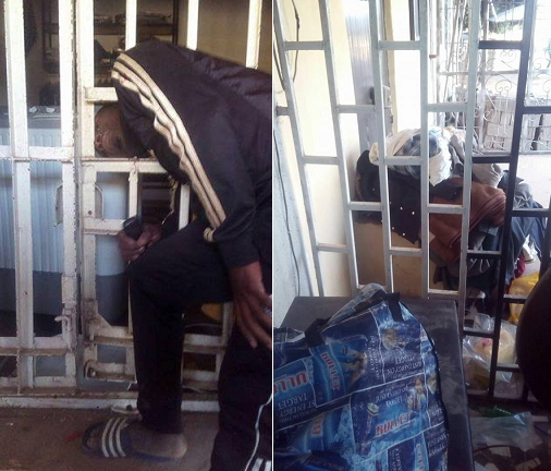 thief burglar gate jos plateau state