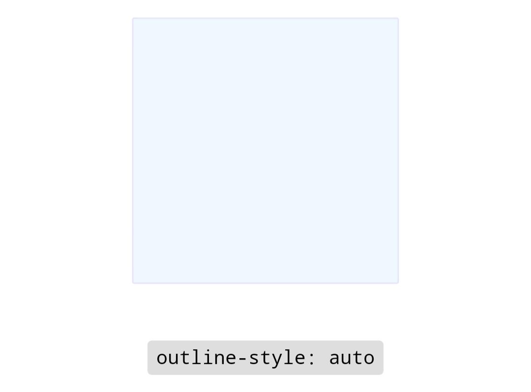 outline auto