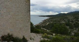 Parque Natural de la Serra d'Irta.
