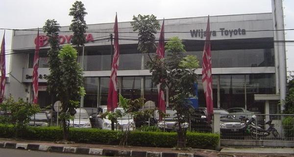 Wijaya Toyota Ahmad Yani 1 Dari Daftar Dealer Toyota Di Bandung