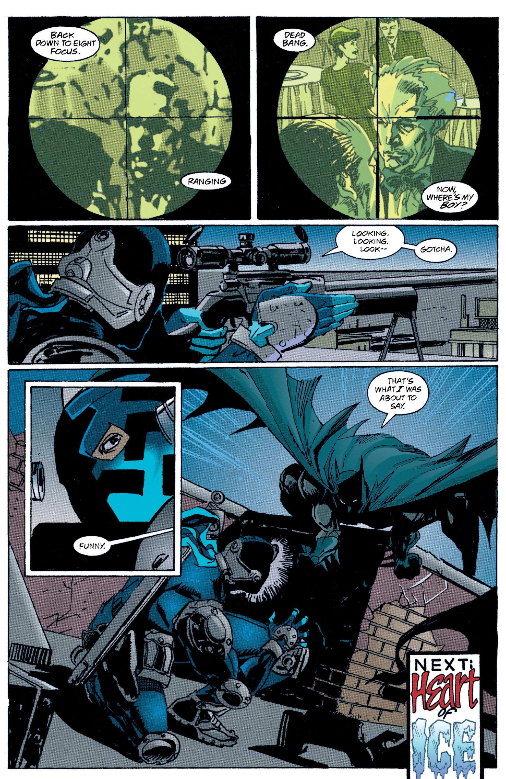 Detective Comics (1937) 709 Page 21