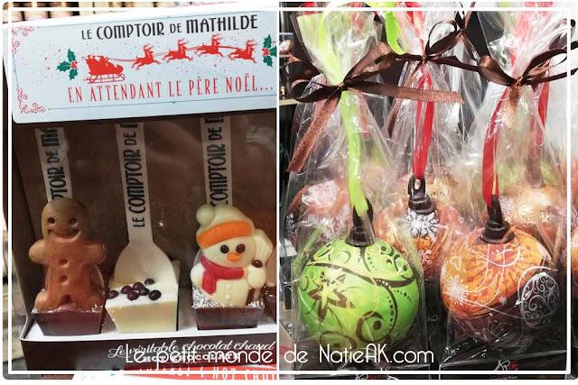 Le comptoir de Mathilde et L'art chocolatier Stéphane Roux