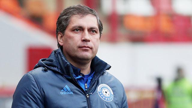 Евдокимов может стать новым главным тренером «Рубина»