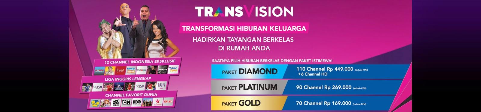 Cara Berlangganan TransVision