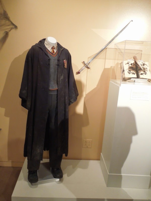 Harry Potter and the Chamber of Secrets Gryffindor robes