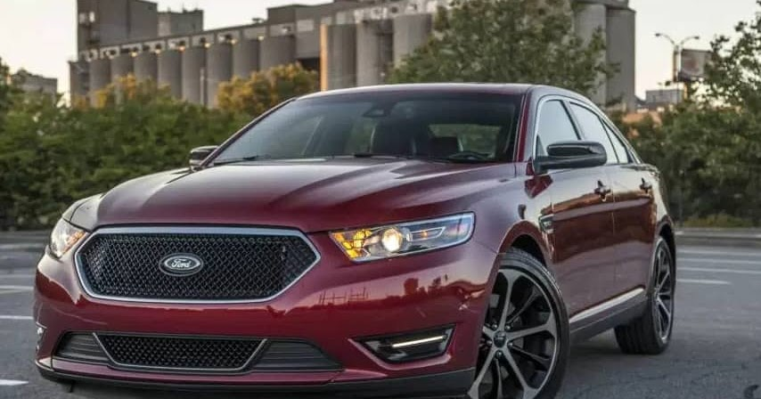 2015 ford taurus sho review carfoss. Black Bedroom Furniture Sets. Home Design Ideas