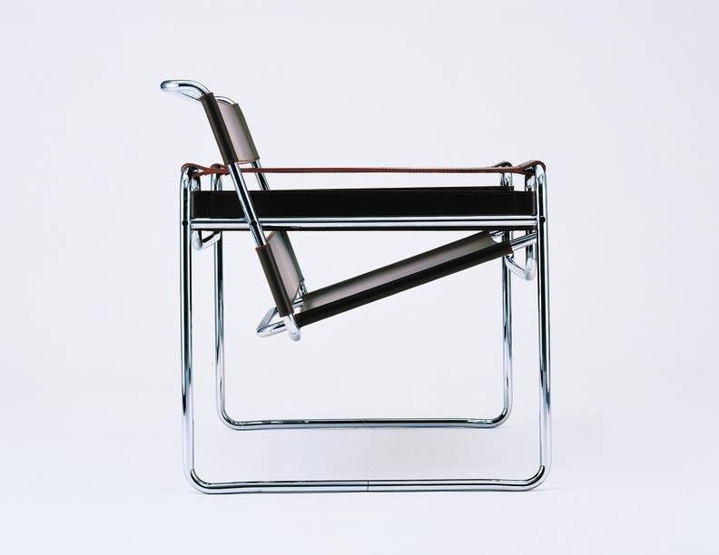 Iho espacios presenta marcel breuer para knoll designaholic for Mesas diseno famosas