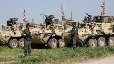 3 جيوش عربية تدخل سوريا محل القوات الأمريكية
