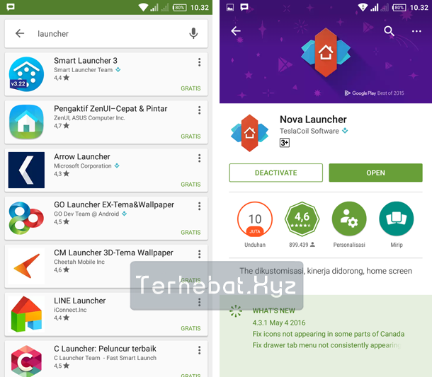 Kenapa Android Ada Tulisan Sayangnya Peluncur Telah Berhenti