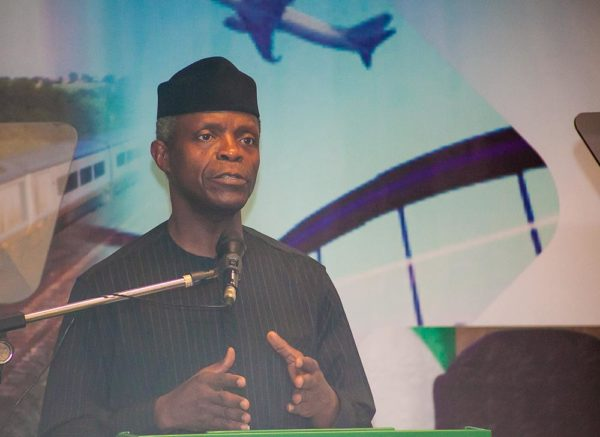 Osinbajo: I stand for fiscal federalism, stronger states