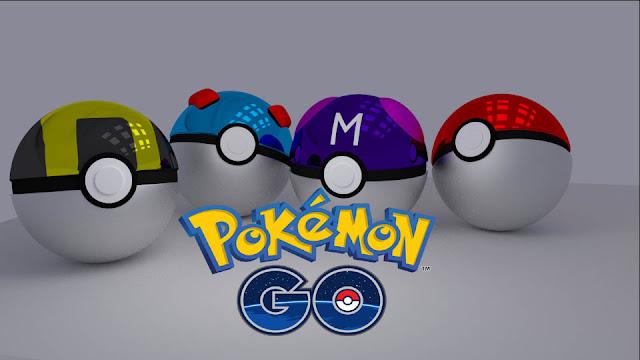 Cara mendapatkan Bola Great Ball Gratis di Pokemon GO