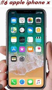 apple iphone x features specification
