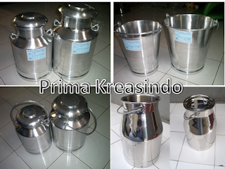 Jual Milkcan Stainess
