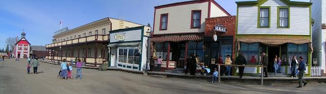 Heritage Park Historic Village em Calgary