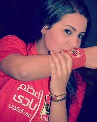 صور مشجعات الاهلي المصري 2018 , مشجعات الاهلي العسولات