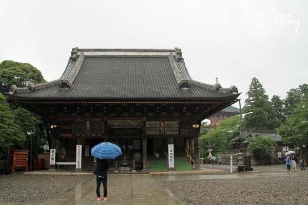 que ver en el templo Naritasan Shinshoji edificio Komyodo