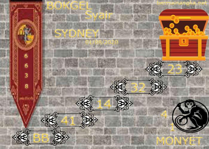 Kode syair Sydney Sabtu 1 Agustus 2020 257