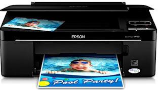 Epson Stylus NX130 Printer Driver Download