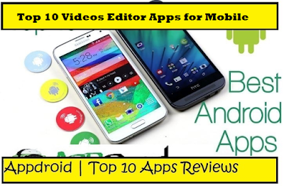 top 10 video editor apps