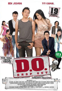 D.O (Drop Out) Poster