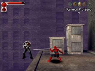 Spider-Man Webs Of Shadows PC Game Free Download