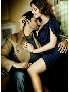 Aishwarya Rai and Abhisheik Bachhan – Latest Hot Photoshoot [5 pics]