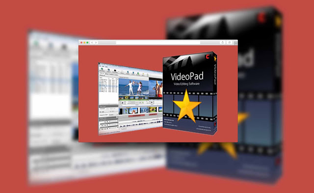 Free Download VideoPad Video Editor Professional 4.44 Full Version