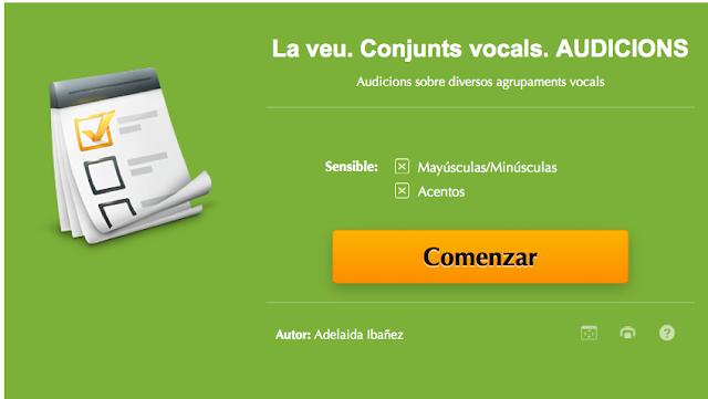 http://www.educaplay.com/es/recursoseducativos/1184851/la_veu__conjunts_vocals__audicions.htm