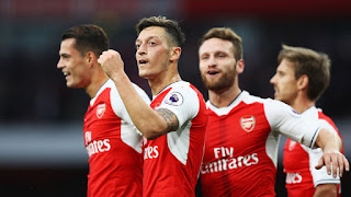 [Photo] Arsenal Included In List Of Premier League Small Clubs