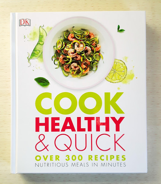 "Amy Holliday Illustration : Book Jacket Illustration // ""Cook Quick & Healthy"" by DK Publishing"