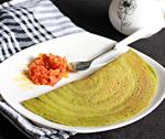 Spinach/Keerai Dosai