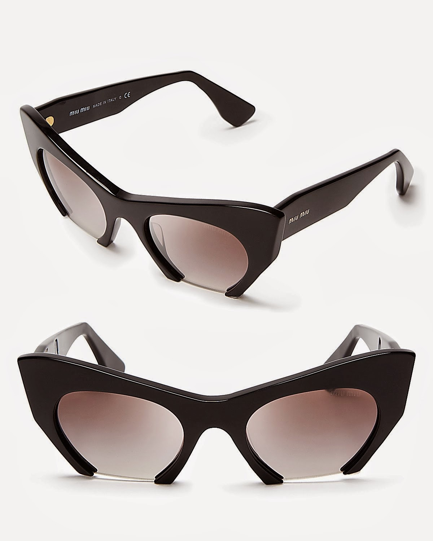 Replica Miu Miu Sunglasses Uk. Miu Miu Cat Eye ... d82aa3baf1