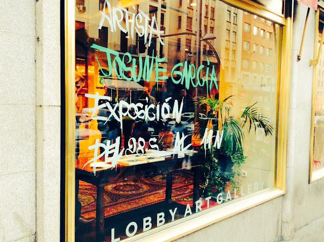 Lobby Art Gallery - Hotel Emperador / Un encuentro con el arte.