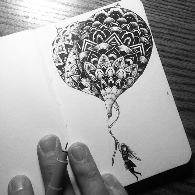 03-Hot-Air-Balloon-Tyler-Hays-www-designstack-co