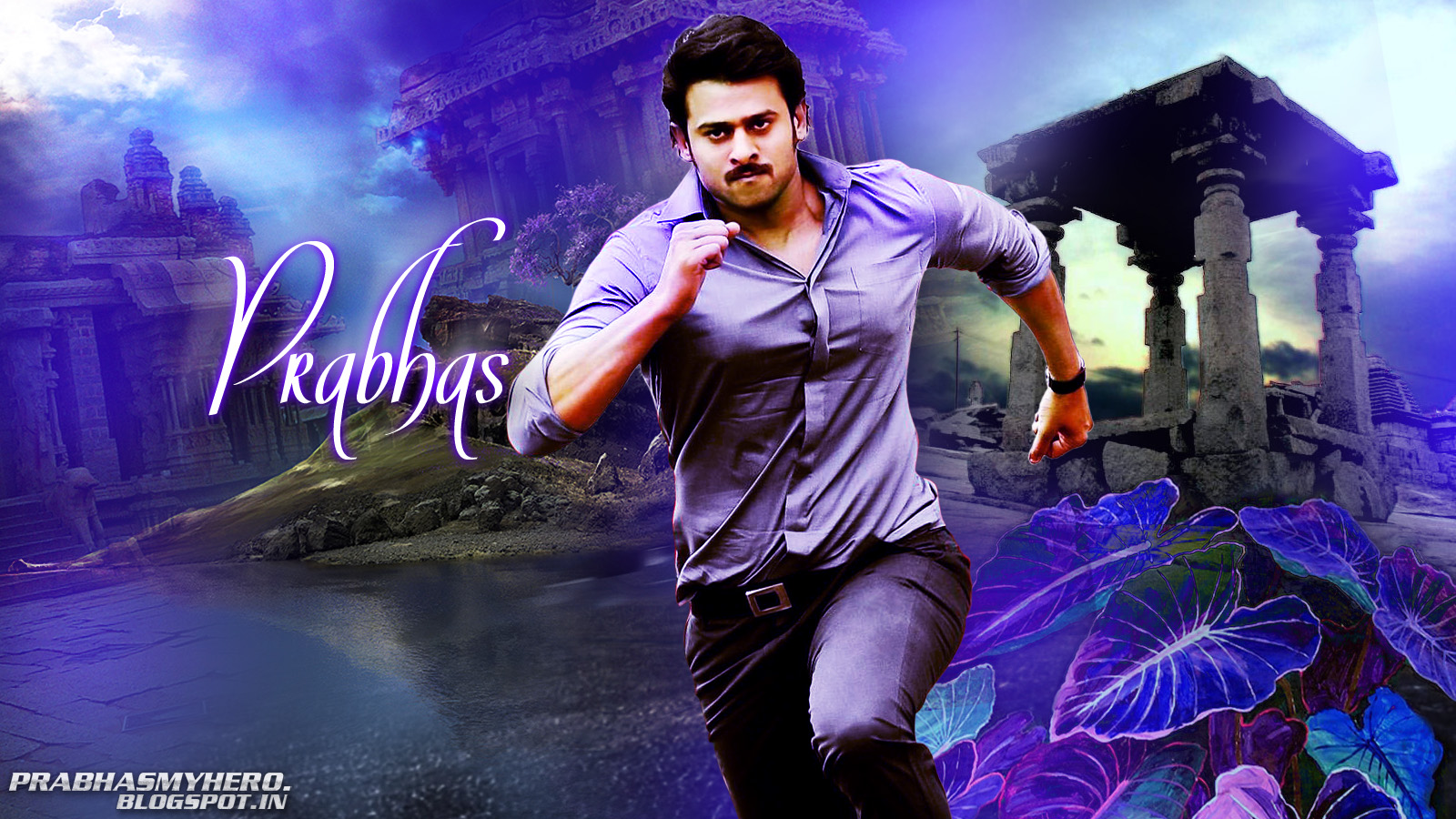 Stylish Prabhas Hq Wallpaper In Rebel: Prabhas HD Wallpapers
