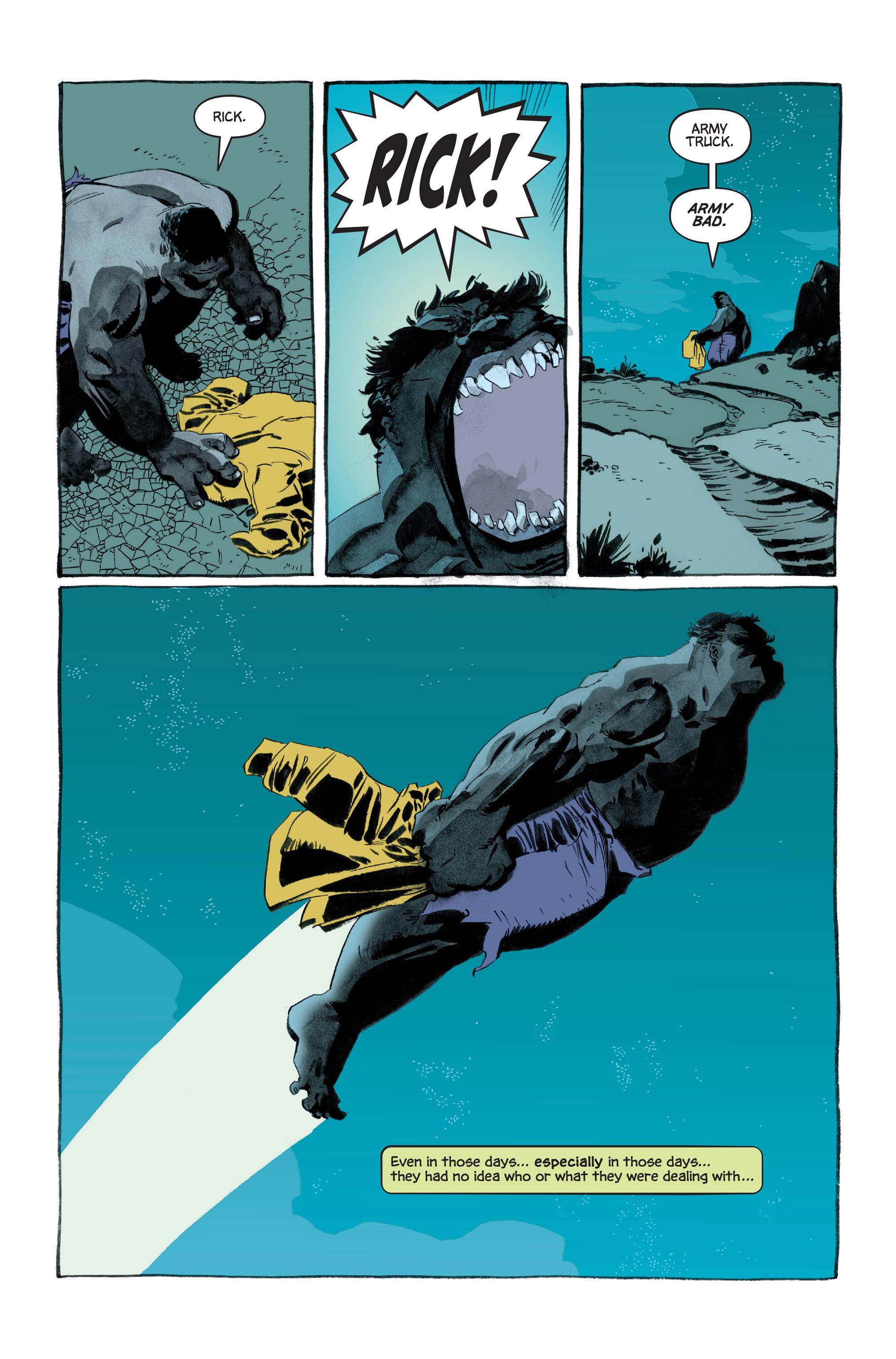 Read online Hulk: Gray comic -  Issue #3 - 16
