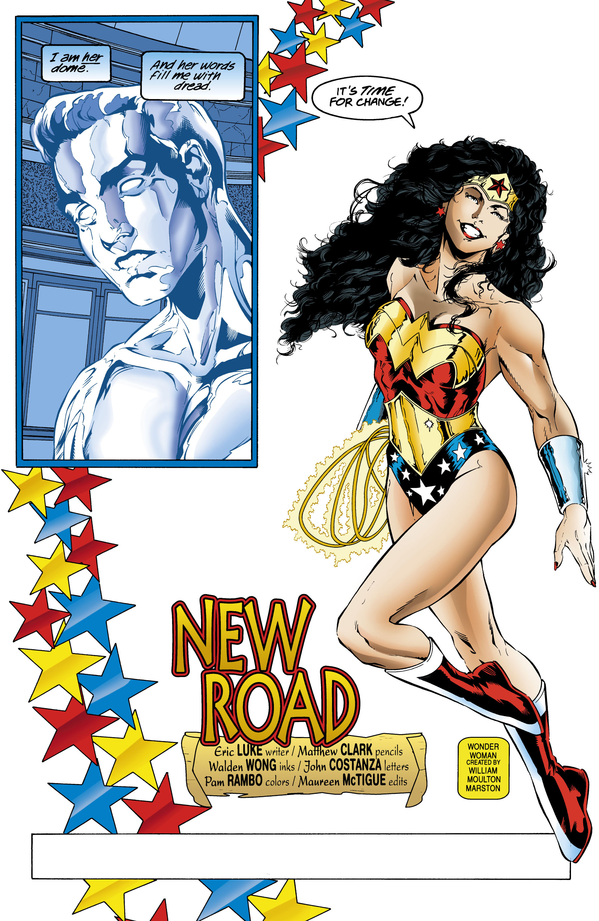Read online Wonder Woman (1987) comic -  Issue #159 - 3