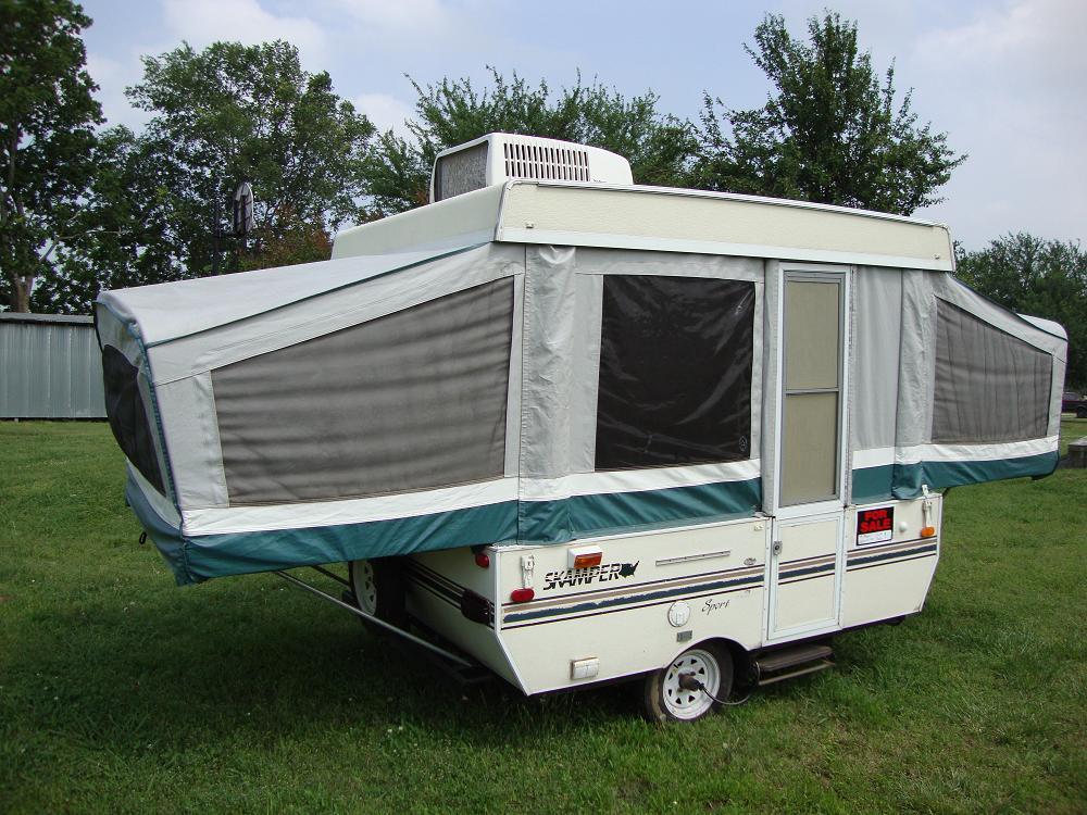 FOR SALE: Pop up Camper Skamper Sport M-17B 17' - $2,500 ...