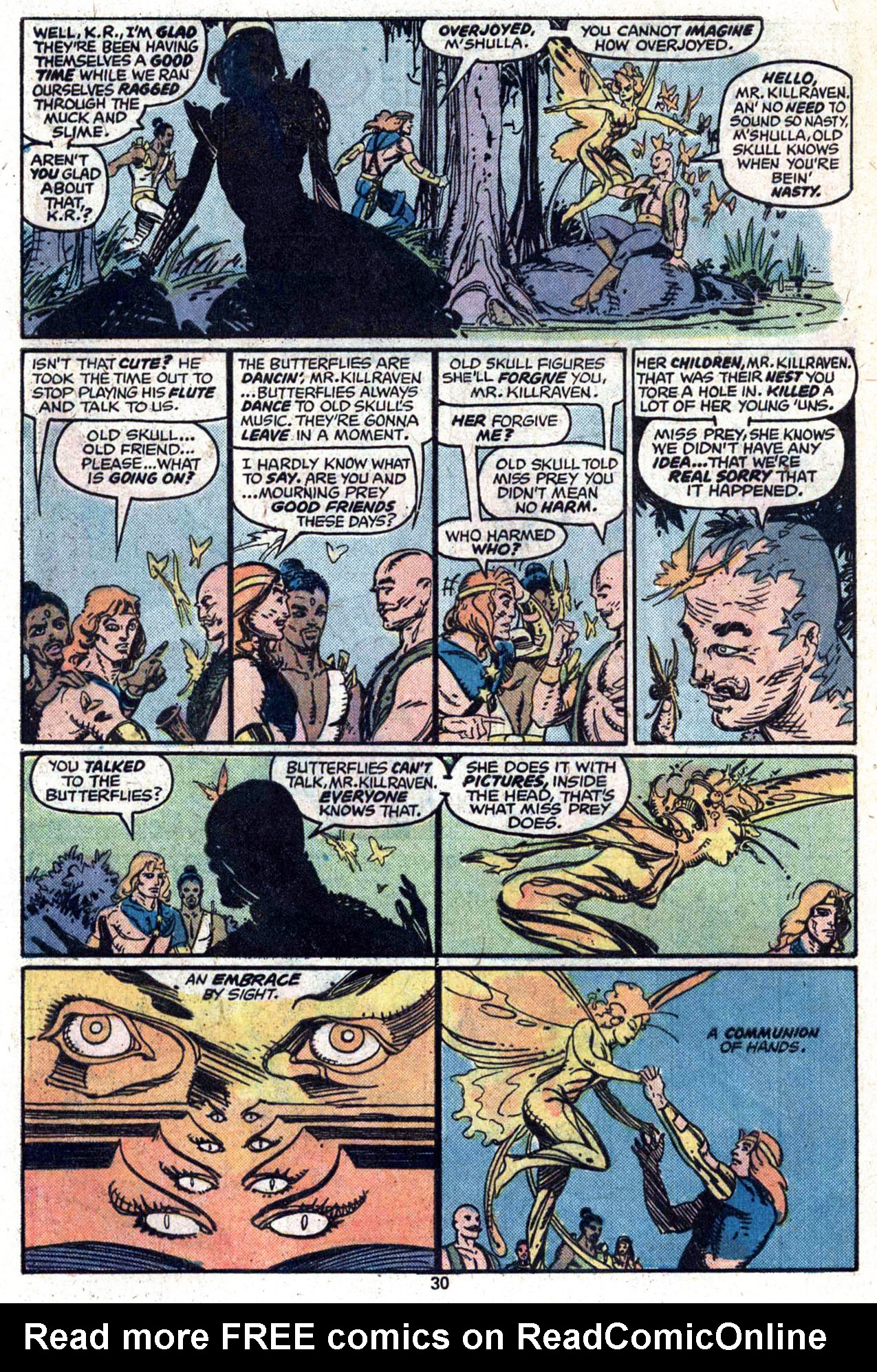 Read online Amazing Adventures (1970) comic -  Issue #39 - 31