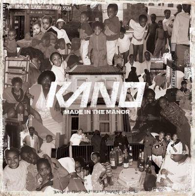KANO - MADE IN THE MANOR Album Cover