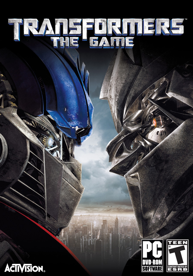 Transformers The Game I Sumit