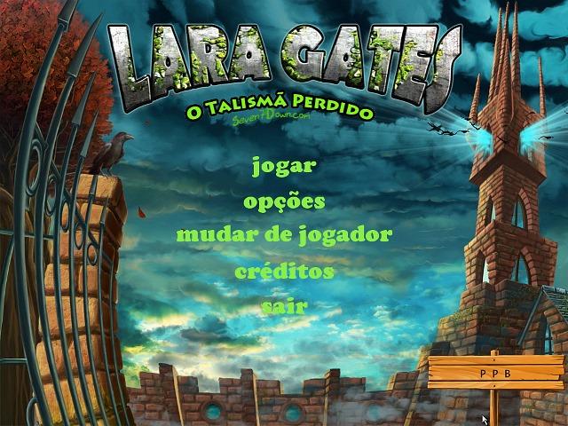 Lara Gates - O Talismã Perdido
