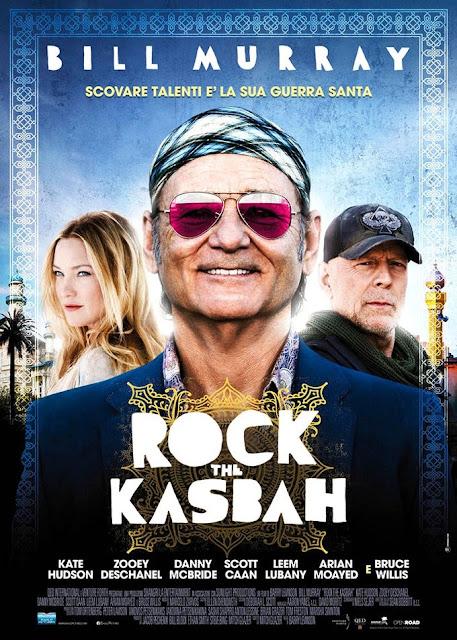 Rock the Kasbah (2015) ταινιες online seires oipeirates greek subs
